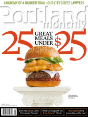Issue - 25 Great Meals Under $25