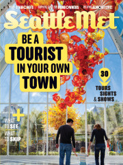 Issue - Be a Tourist in Your Own Town