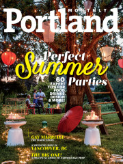 Issue - Summer Entertaining