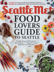 Issue - Food Lovers Guide to Seattle