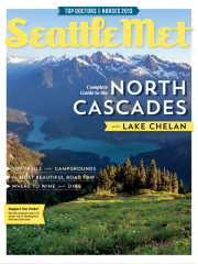 Issue - Complete Guide to the North Cascades and Lake Chelan