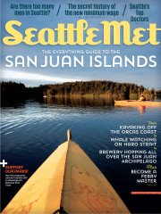 Issue - The Everything Guide to the San Juan Islands