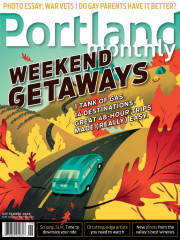 Issue - Weekend Getaways