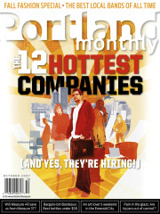 Issue - The 12 Hottest Companies