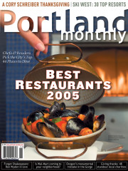 Issue - Best Restaurants 2005
