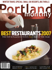 Issue - Best Restaurants 2007