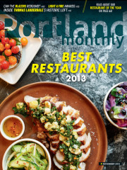Issue - Best Restaurants 2013