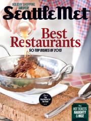 Issue - Best Restaurants 2013