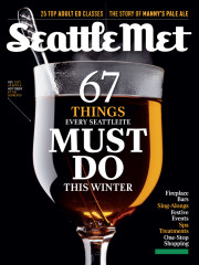 Issue - 67 Things Every Seattleite Must Do