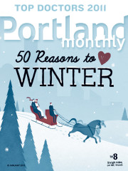 Issue - 50 Reasons to Love Winter
