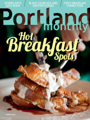 Issue - Hot Breakfast Spots