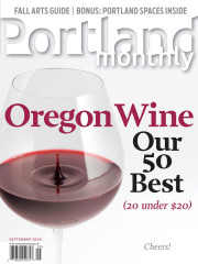 Issue - Oregon Wine