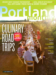 Issue - Culinary Road Trips