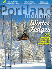 Issue - Winter Lodges