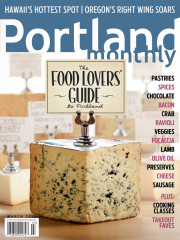 Issue - The Food Lovers' Guide to Portland