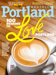Issue - 100 Reasons to Love Portland