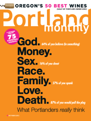 Issue - What Portlanders <em>Really</em> Think