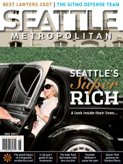 Issue - Seattle's Super Rich