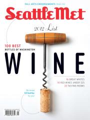 Issue - 100 Best Bottles of Washington Wine
