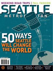 Issue - 50 Ways Seattle Will Change the World
