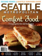 Issue - Comfort Food