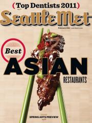 Issue - Best Asian Restaurants