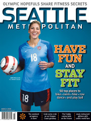 Issue - Have Fun and Stay Fit