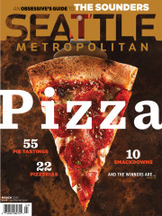 Issue - The Great Seattle Pizza Smackdown