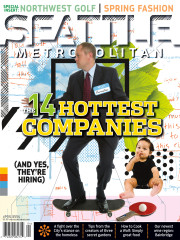 Issue - 14 Hottest Companies