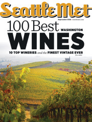 Issue - 100 Best Washington Wines