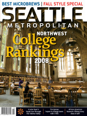 Issue - Northwest College Rankings 2008
