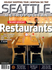 Issue - The Most Important Restaurants