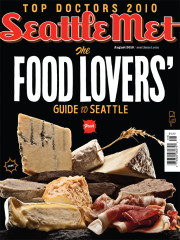 Issue - The Food Lovers' Guide to Seattle