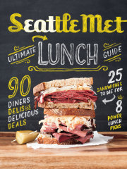 Issue - Seattle Ultimate Lunch Guide