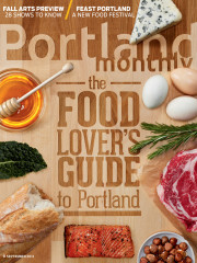 Issue - The Food Lover's Guide to Portland