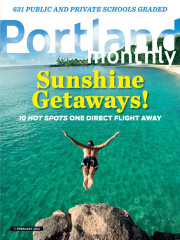Issue - Sunshine Getaways!