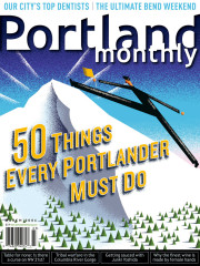 Issue - 50 Things Every Portlander Must Do