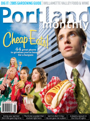 Issue - Cheap Eats