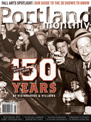 Issue - History Issue: 150 Years of Visionaries and Villains