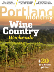 Issue - Wine Country Weekends