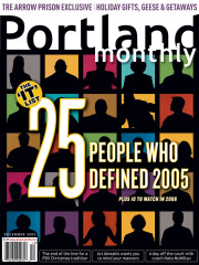 Issue - The It List: 25 People Who Defined 2005