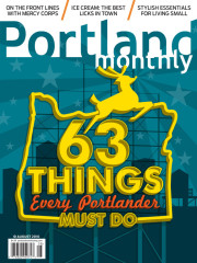 Issue - 63 Things Every Portlander Must Do