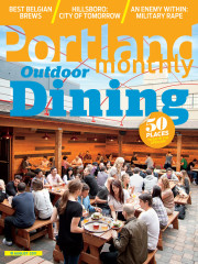 Issue - Outdoor Dining