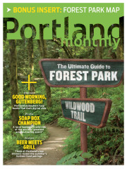 Issue - The Ultimate Guide to Forest Park