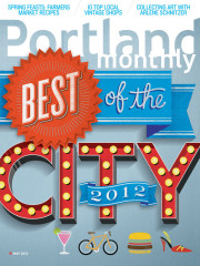 Issue - Best of the City 2012