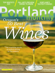 Issue - Oregon's 50 Best Wines