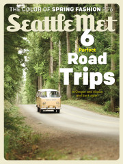 Issue - 6 Perfect Road Trips