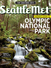 Issue - Insider's Guide to Olympic National Park