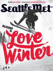 Issue - Reasons to Love Winter