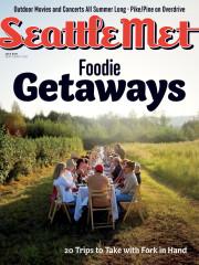 Issue - Foodie Getaways